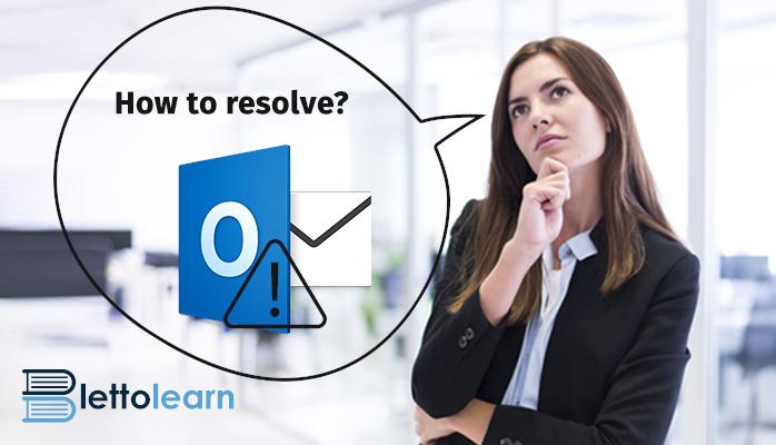 Outlook error 0x80072f06