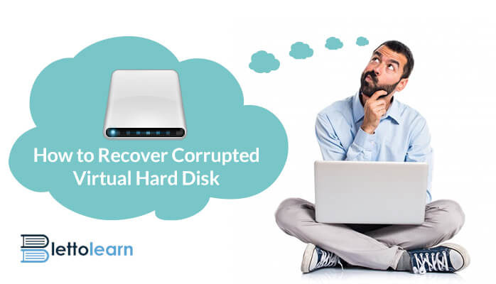 recover corrupt VHD file