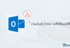 Outlook Error 0x800ccc0b