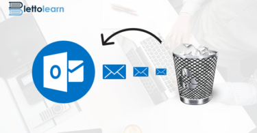 Recover permanently deleted Emails in Outlook
