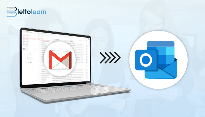 Import Gmail Email to Outlook